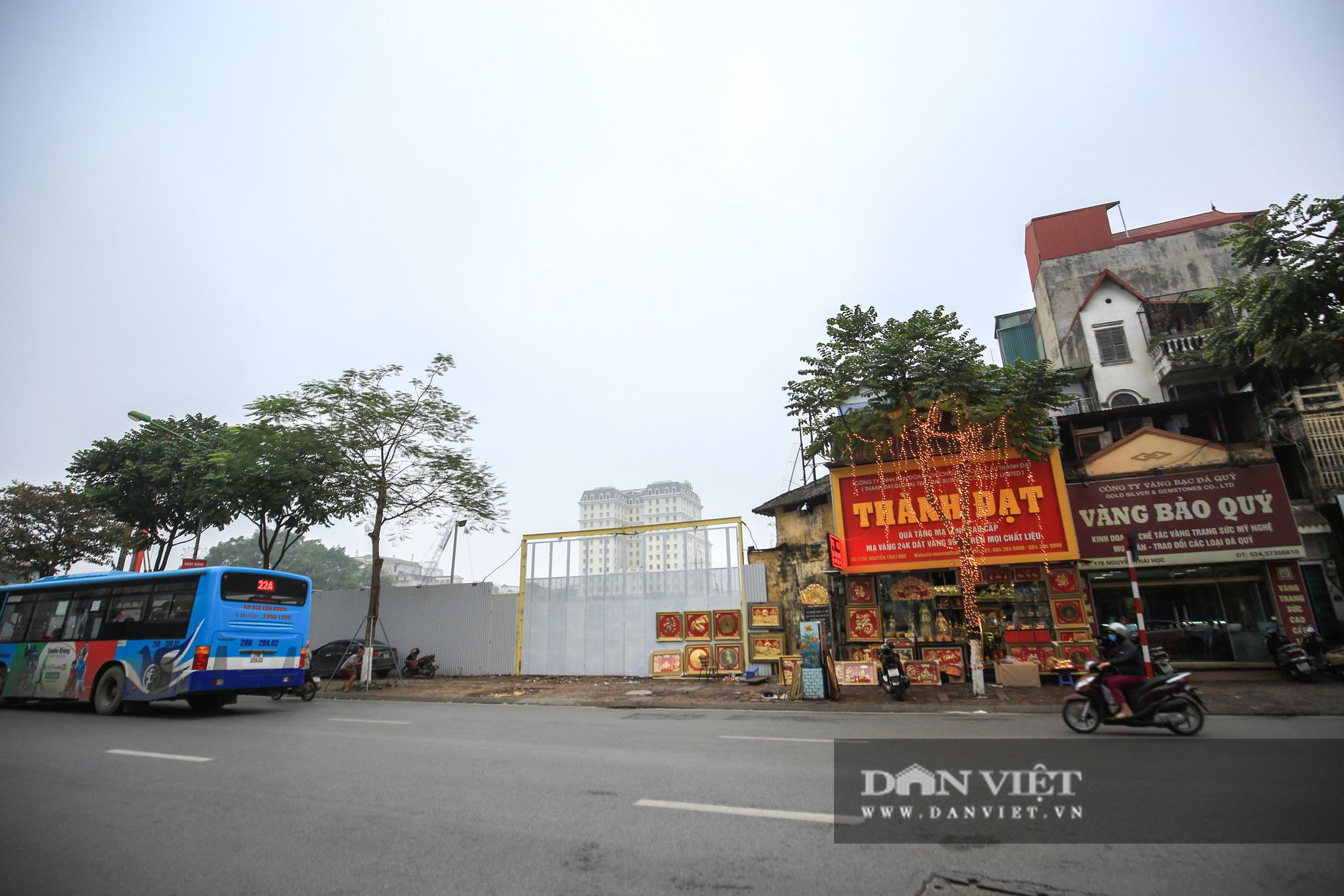 """Cận cảnh khu đất """"kim cương"""" hơn 30.000 m2 trên phố Nguyễn Thái Học - Ảnh 1."""