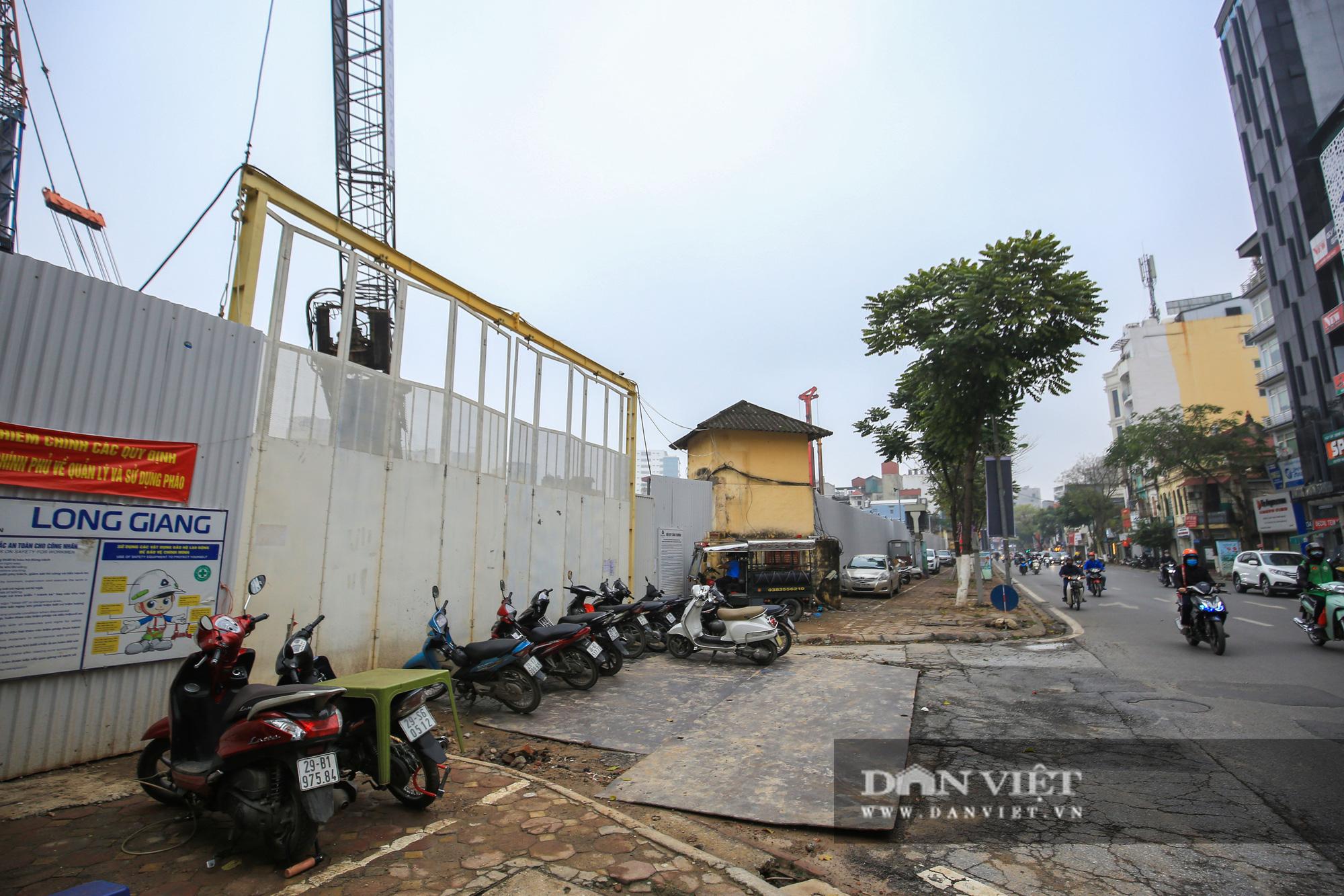 """Cận cảnh khu đất """"kim cương"""" hơn 30.000 m2 trên phố Nguyễn Thái Học - Ảnh 2."""