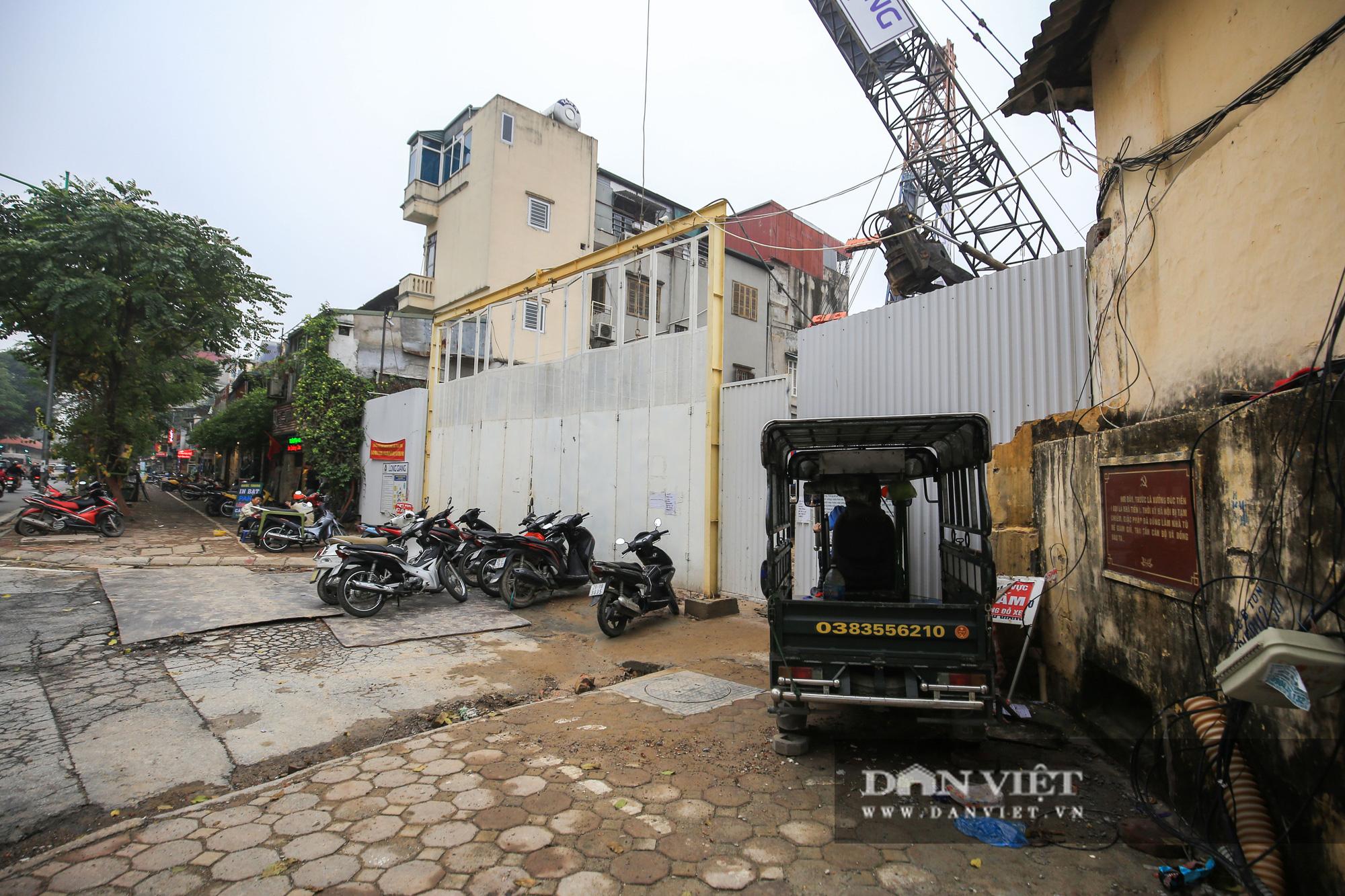 """Cận cảnh khu đất """"kim cương"""" hơn 30.000 m2 trên phố Nguyễn Thái Học - Ảnh 3."""