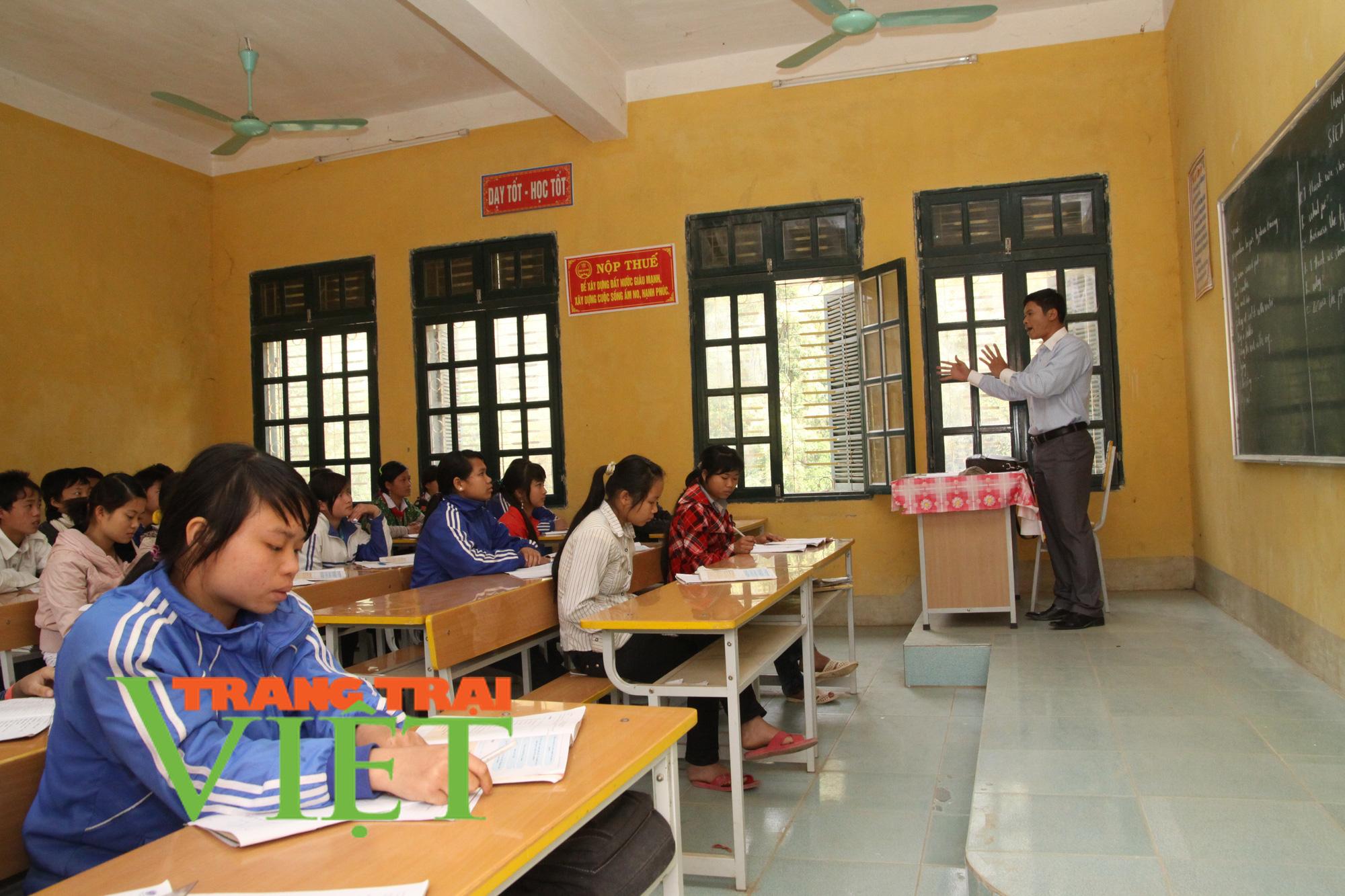 Sơn La: Những đột phá mới trong nâng cao chất lượng giáo dục và đào tạo - Ảnh 10.