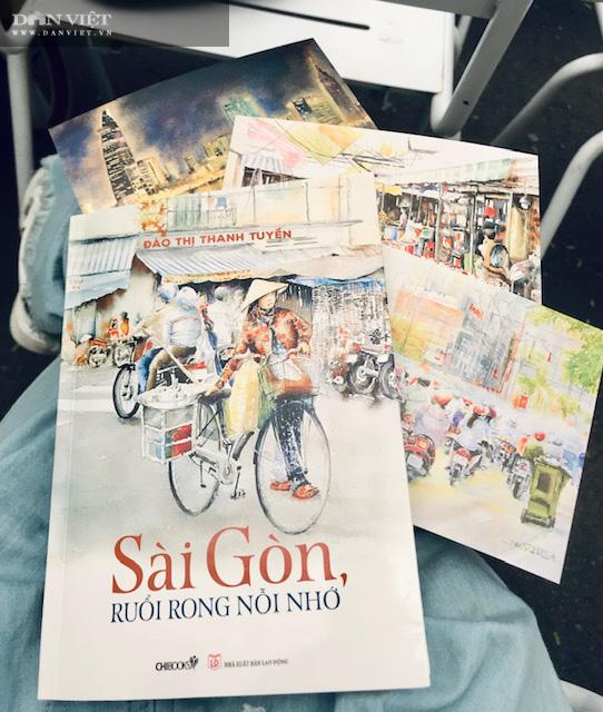 """""""Sài Gòn, ruổi rong nỗi nhớ"""": Câu chuyện về hạnh phúc là được đi và trở về - Ảnh 2."""