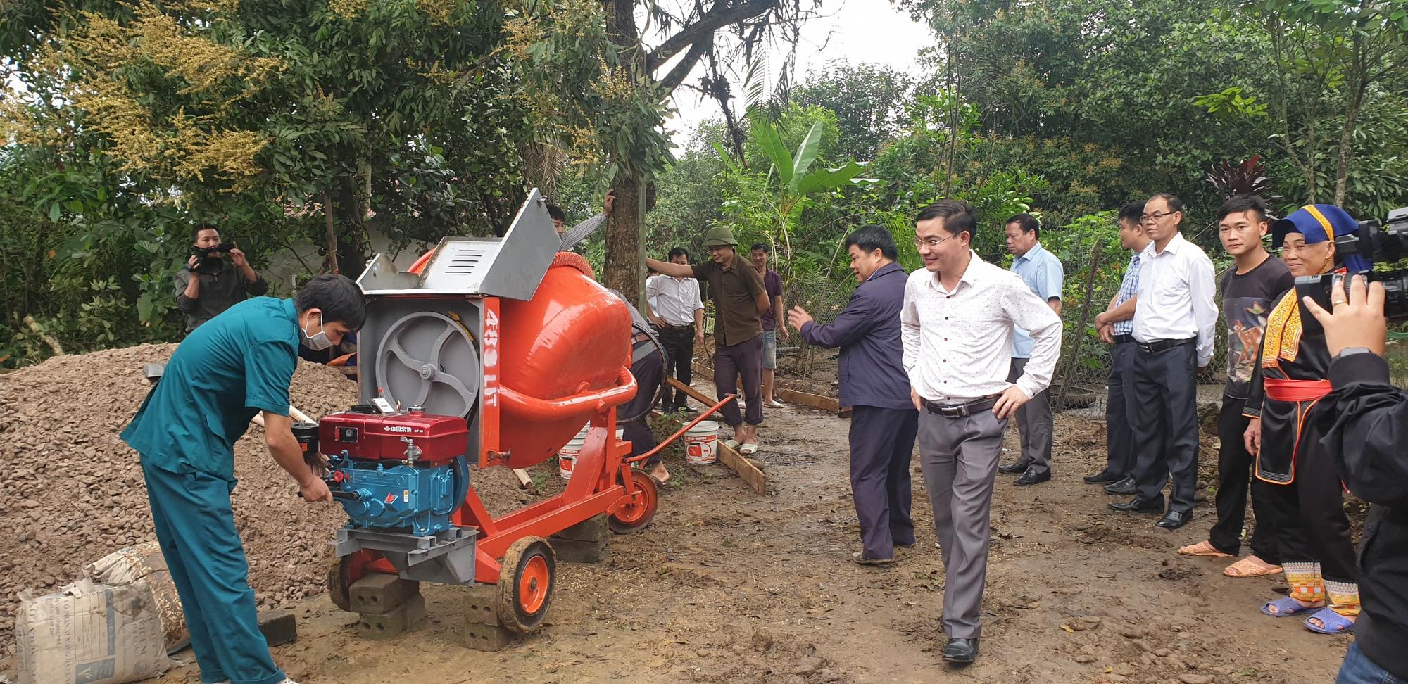 Hội Nông dân tỉnh Quảng Ninh chung tay giúp Đồn Đạc xây dựng nông thôn mới - Ảnh 2.