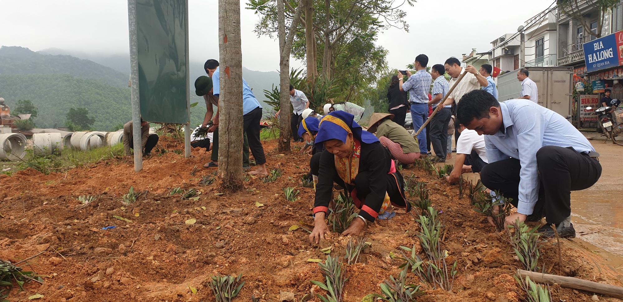 Hội Nông dân tỉnh Quảng Ninh chung tay giúp Đồn Đạc xây dựng nông thôn mới - Ảnh 3.