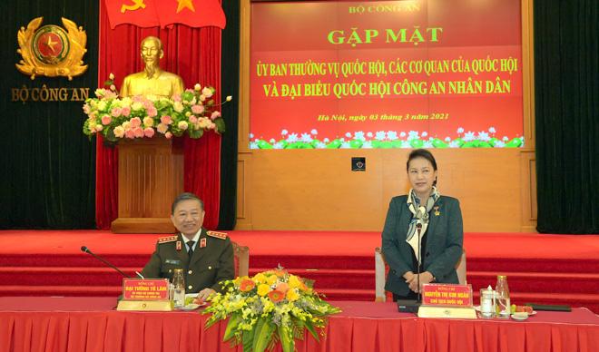 Lực lượng công an là thành tố quan trọng trong  phát triển đất nước - Ảnh 3.