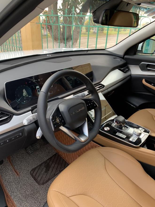 Mới mua ít ngày, chủ xe Trung Quốc Beijing X7 rao bán giá bất ngờ - Ảnh 6.