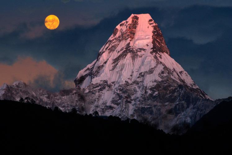 Đây là những ngọn núi ai cũng muốn một lần khám phá trong đời - Ảnh 1.