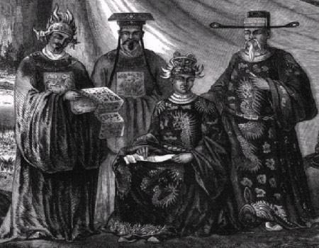 Thời kỳ nào trong sử Việt 4 tháng có tới 3 vua trị vì? - Ảnh 3.