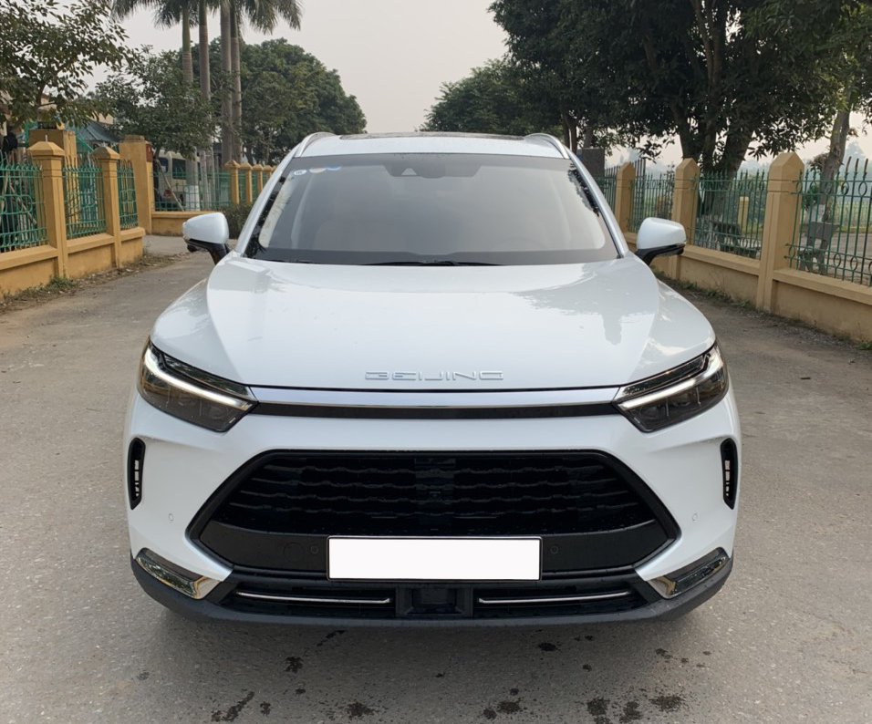 Mới mua ít ngày, chủ xe Trung Quốc Beijing X7 rao bán giá bất ngờ - Ảnh 1.