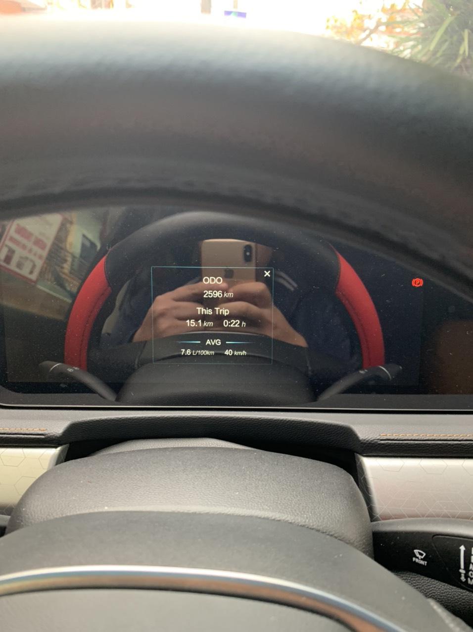 Mới mua ít ngày, chủ xe Trung Quốc Beijing X7 rao bán giá bất ngờ - Ảnh 4.