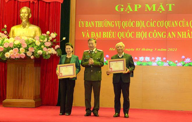 Lực lượng công an là thành tố quan trọng trong  phát triển đất nước - Ảnh 5.
