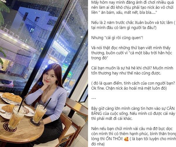 """Bạn gái Đặng Văn Lâm - Yến Xuân khoe cặp """"tuyết lê"""" căng tròn, đẹp """"nhức mắt"""" - Ảnh 7."""