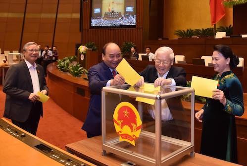 Bao nhiêu Bộ trưởng, thành viên Chính phủ sẽ được miễn nhiệm tại kỳ họp Quốc hội tới? - Ảnh 1.