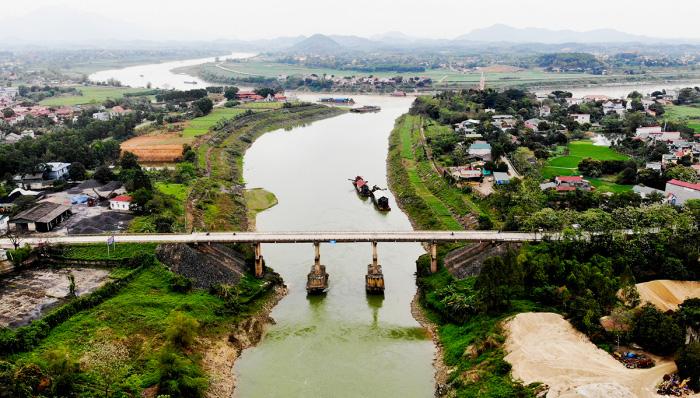 Vừa sửa chữa hết 18 tỷ đồng, cầu Đoan Hùng chuẩn bị được xây mới gần 70 tỷ - Ảnh 1.