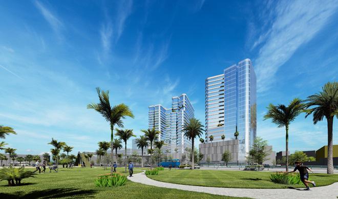 Đà Nẵng: Khu vực trung tâm kiệt hẻm nhỏ xây khu phức hợp cao tầng, cầu đi bộ trên cao - Ảnh 1.