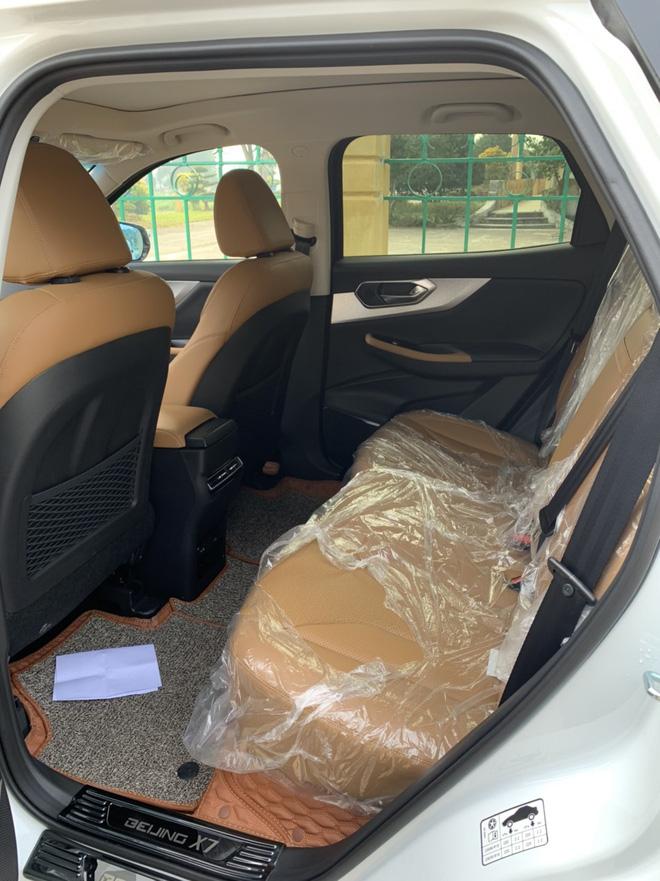 Mới mua ít ngày, chủ xe Trung Quốc Beijing X7 rao bán giá bất ngờ - Ảnh 7.