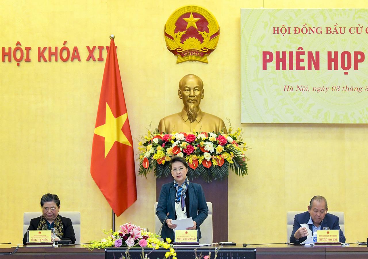 Chuẩn bị danh sách những người thuộc Bộ Chính trị, Ban Bí thư quản lý cho Hội nghị hiệp thương - Ảnh 1.