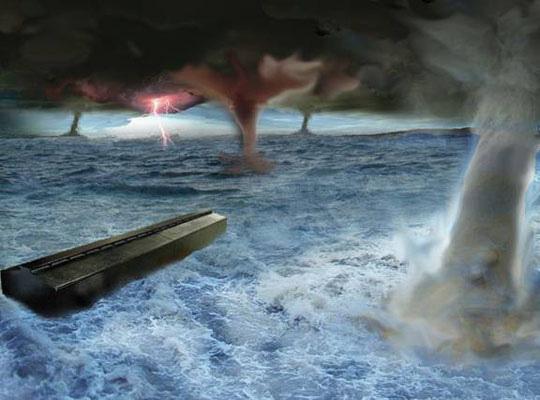 Cảnh báo ớn lạnh về một trận đại hồng thủy mới - Ảnh 1.