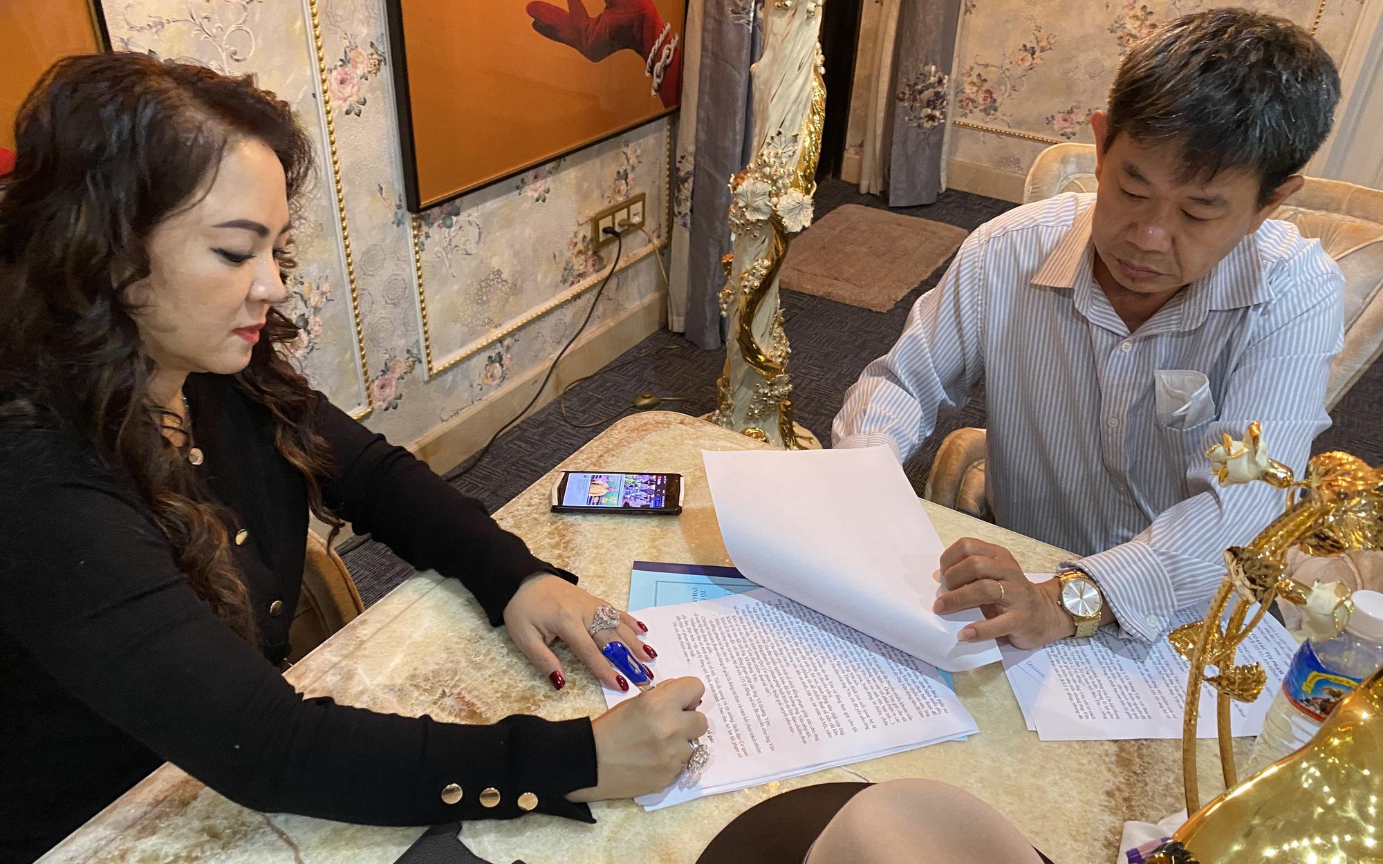 """Vợ ông Dũng """"lò vôi"""" chính thức gửi đơn tố cáo ông Võ Hoàng Yên """"lừa đảo chiếm đoạt"""" hơn 152 tỷ đồng"""
