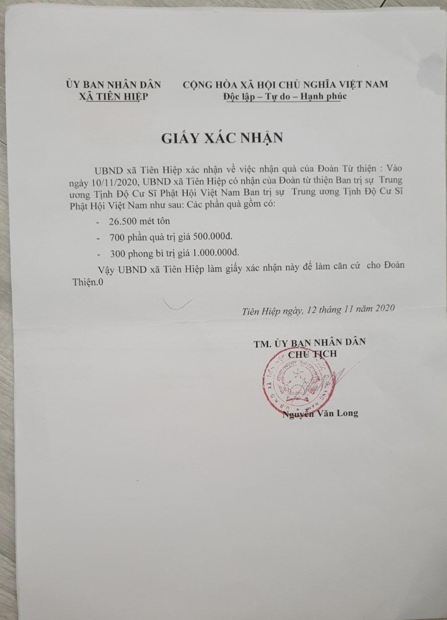 Vụ Lương y Võ Hoàng Yên hỗ trợ ở Quảng Nam: Đâu là con số thật? - Ảnh 2.