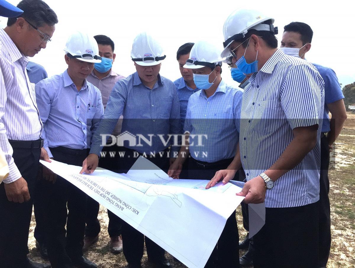 """Chủ tịch Bình Định: """"Không để lấn chiếm, xây dựng trái phép tại dự án trọng điểm Becamex"""" - Ảnh 1."""