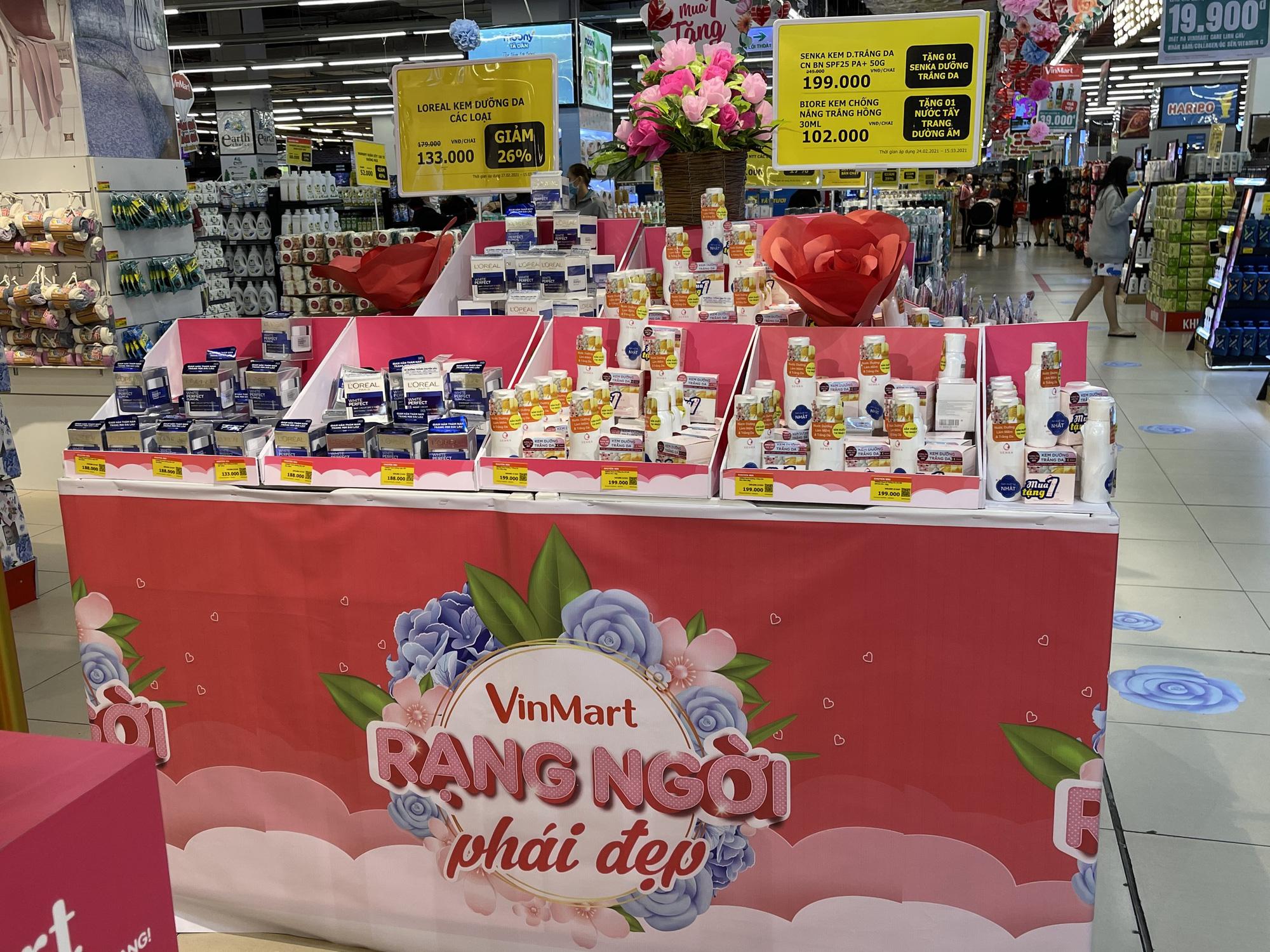 Ngày Quốc tế Phụ nữ 8/3: VinMart/VinMart  gợi ý bí kíp chọn quà 8/3 được lòng phái đẹp - Ảnh 3.