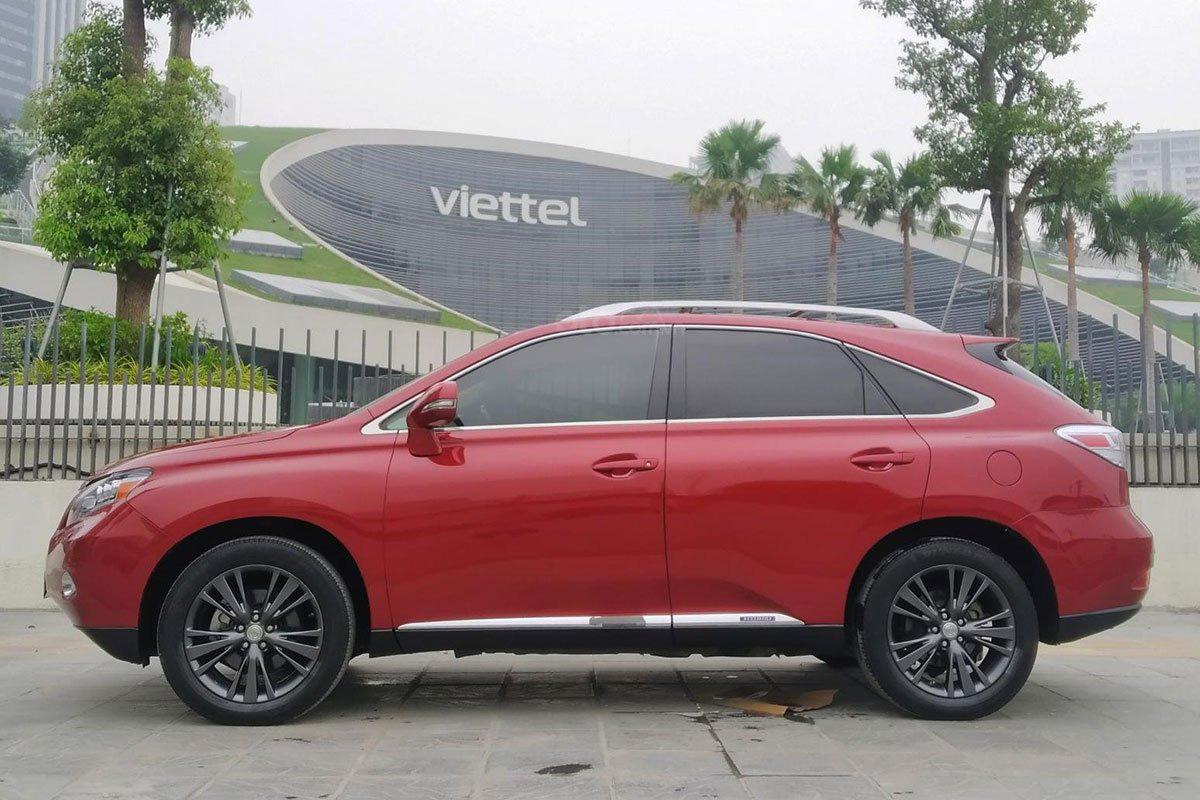 Xe Lexus RX dùng 10 năm, chạy 7 vạn, vẫn rao bán tiền tỷ - Ảnh 2.