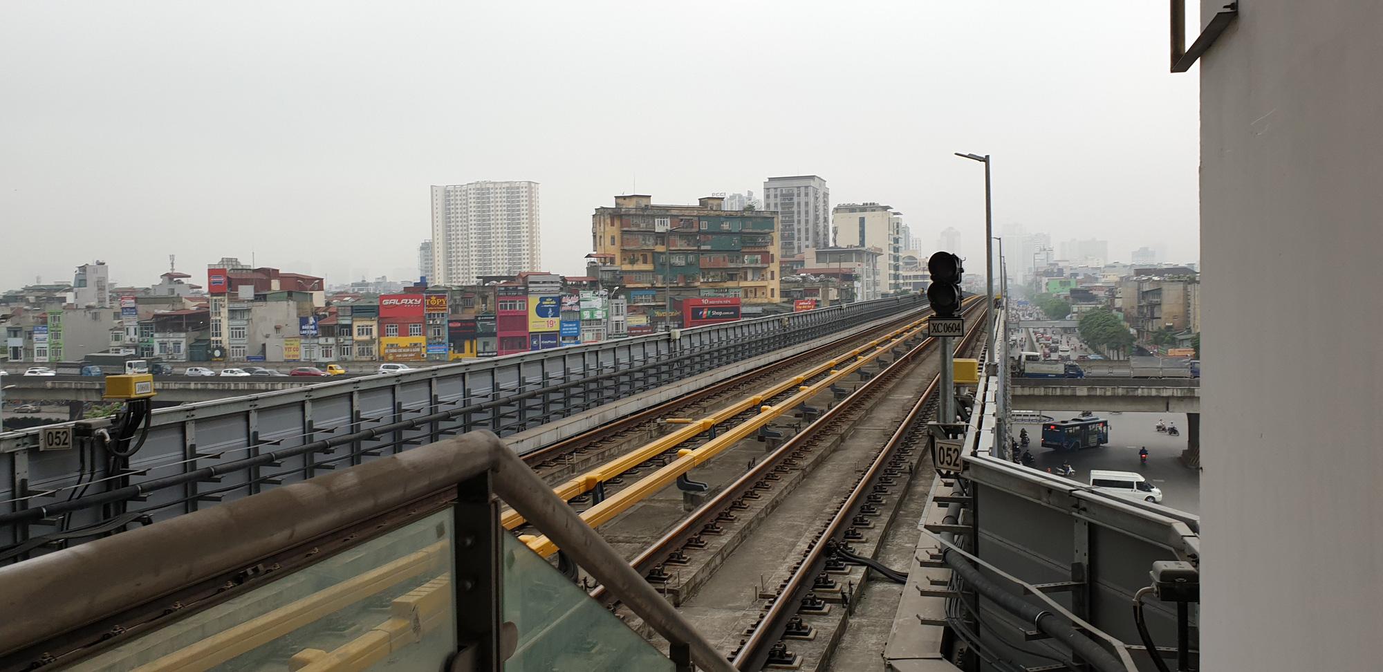 Đường sắt Cát Linh – Hà Đông: Một thập kỷ chờ đợi - Ảnh 14.