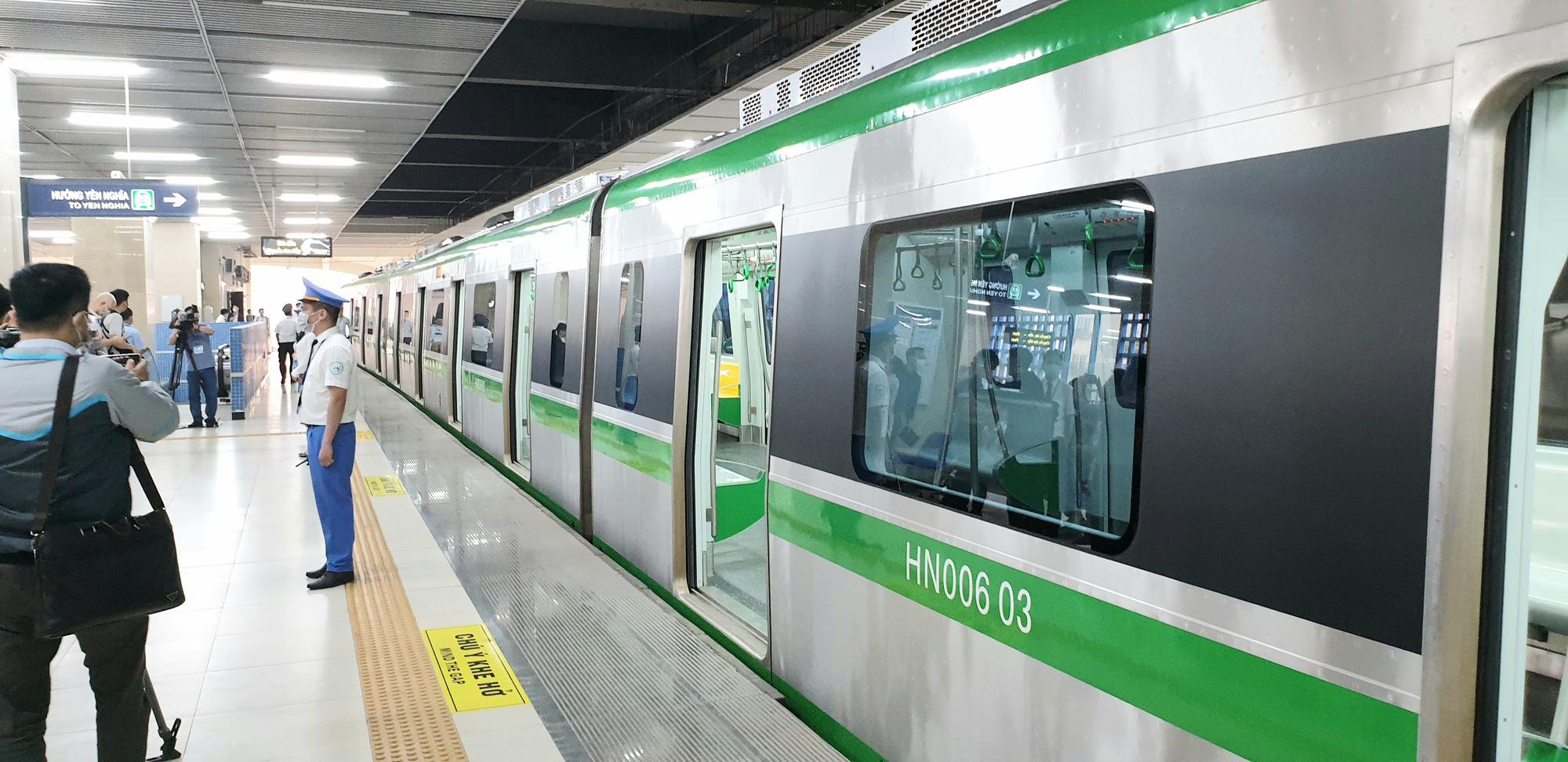 Đường sắt Cát Linh – Hà Đông: Một thập kỷ chờ đợi - Ảnh 11.