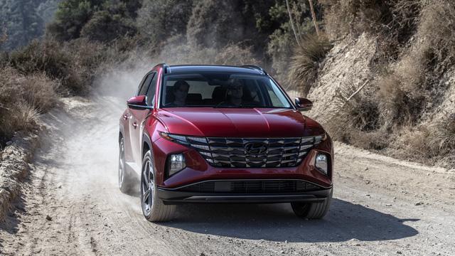 Hyundai Tucson đời mới công bố mức tiêu thụ nhiên liệu ấn tượng: Chỉ từ 6,19 lít/100km - Ảnh 1.