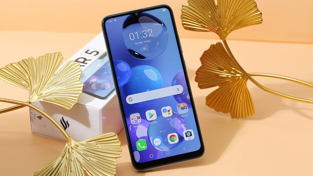"""Vsmart Star 5 - """"ngôi sao"""" smartphone phân khúc phổ thông - Ảnh 2."""