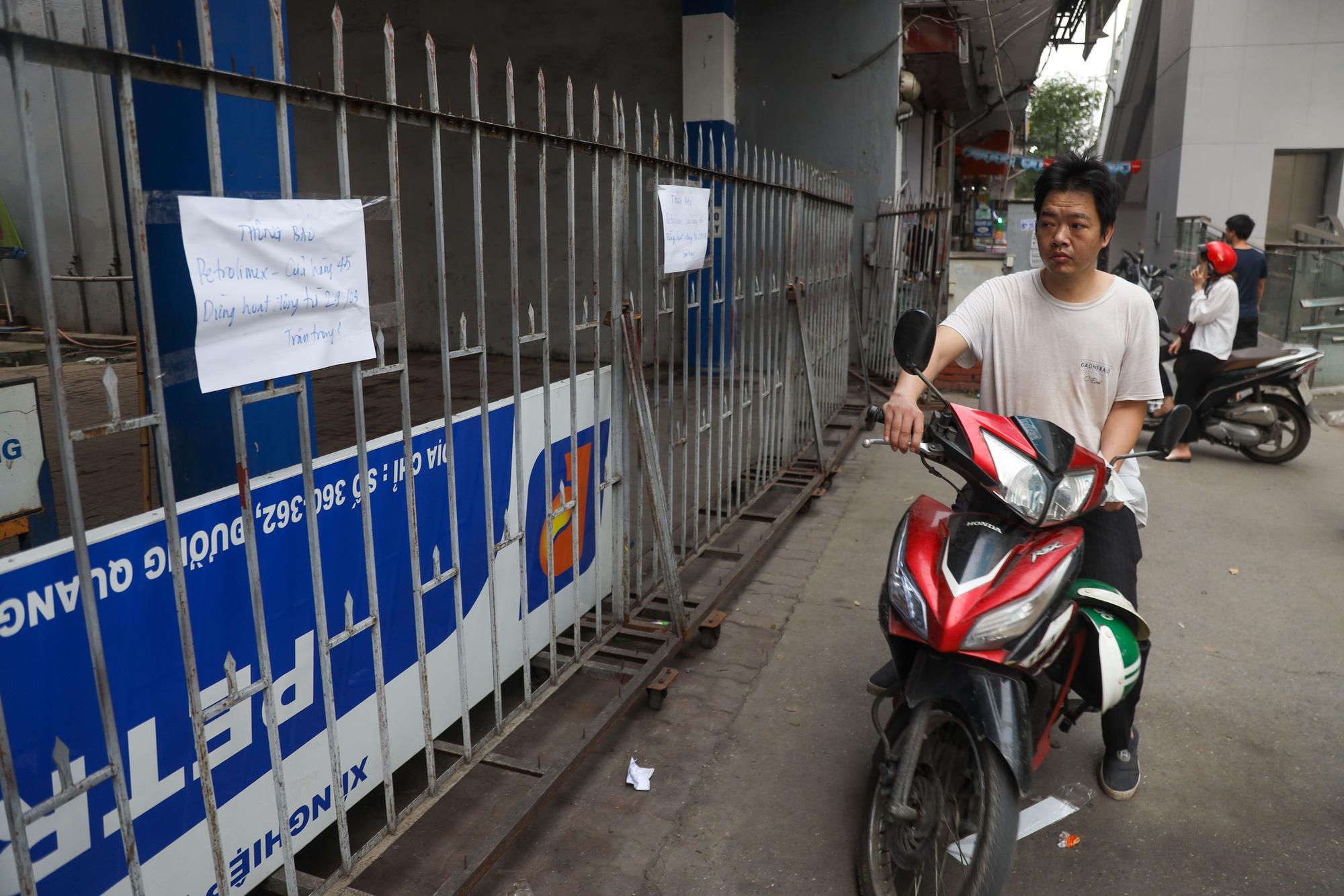 """Đóng cửa cây xăng """"đe dọa"""" an toàn đường sắt Cát Linh - Hà Đông - Ảnh 6."""