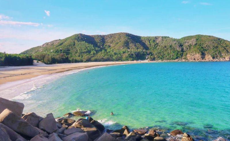 Phú Yên: Khởi công dự án nghỉ dưỡng cao cấp Bãi Nồm - Ảnh 1.