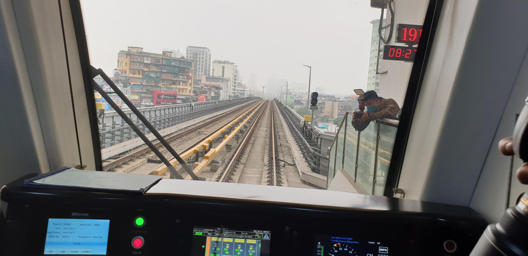 Đường sắt Cát Linh – Hà Đông: Một thập kỷ chờ đợi - Ảnh 16.