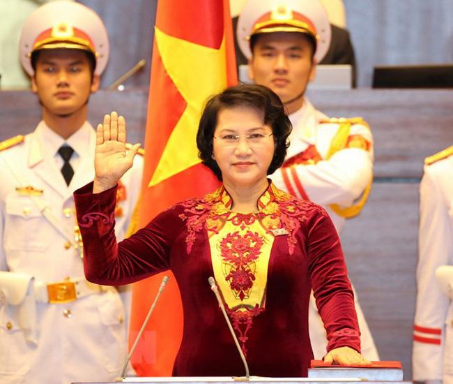Dấu ấn của nữ Chủ tịch Quốc hội đầu tiên trong lịch sử Việt Nam - Ảnh 2.