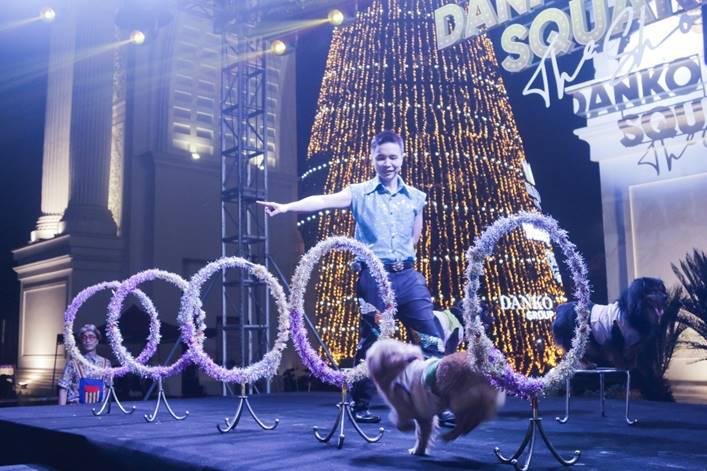 """""""Danko Square – Sắc màu lễ hội Châu Âu"""" rực rỡ chào hè với tinh hoa nghệ thuật xiếc Việt - Ảnh 1."""