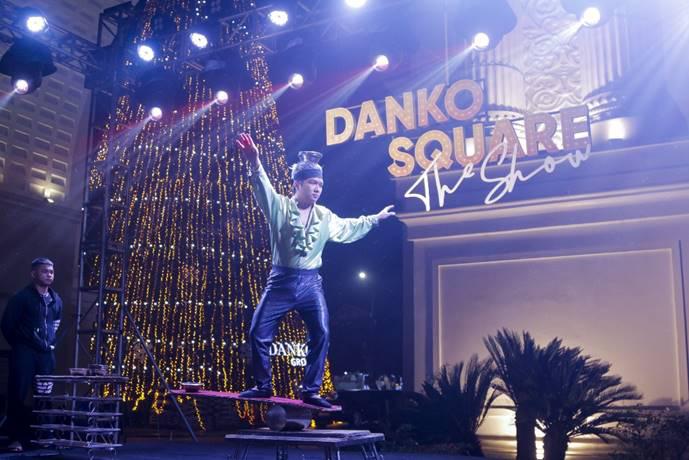 """""""Danko Square – Sắc màu lễ hội Châu Âu"""" rực rỡ chào hè với tinh hoa nghệ thuật xiếc Việt - Ảnh 3."""