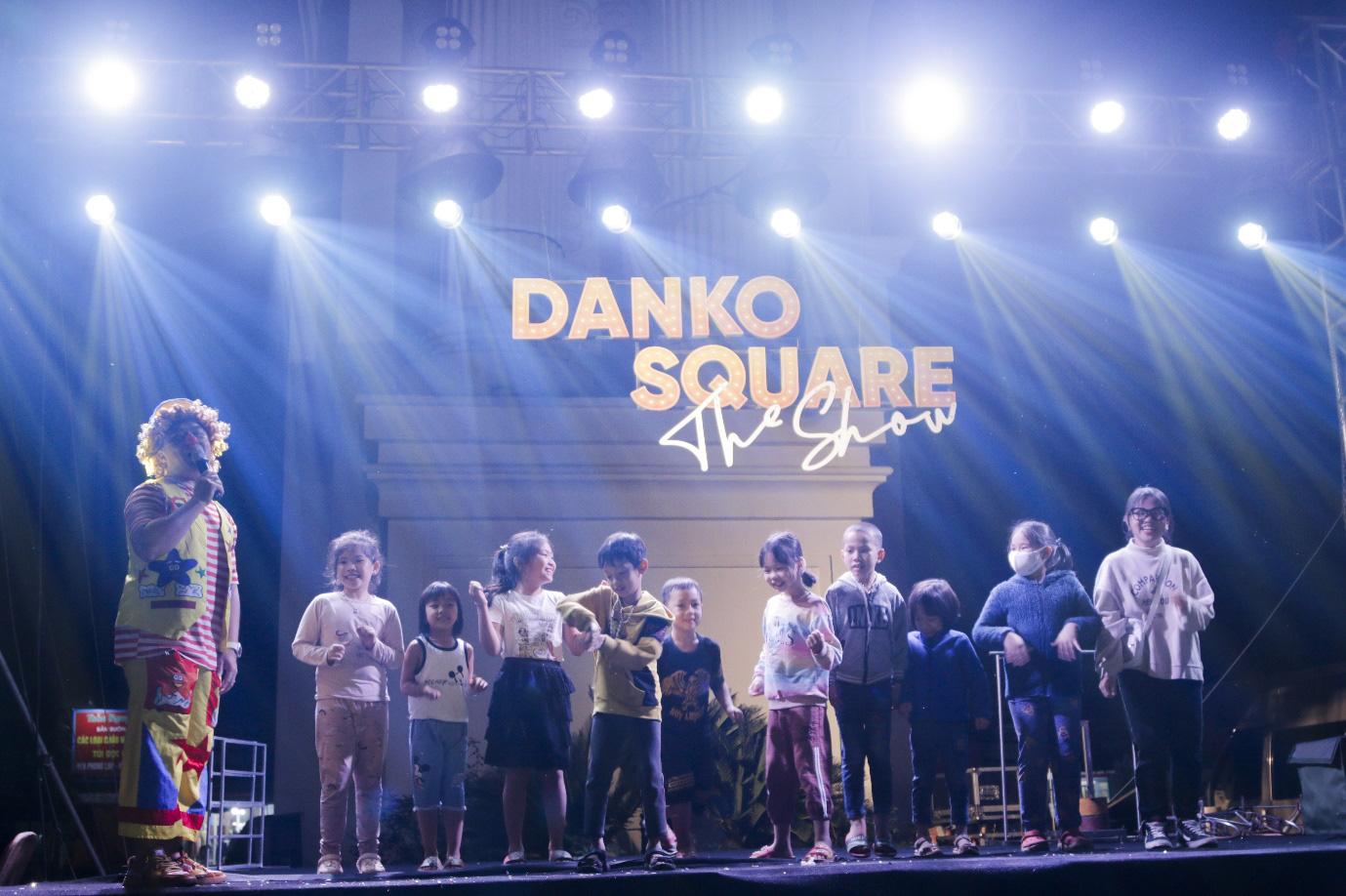 """""""Danko Square – Sắc màu lễ hội Châu Âu"""" rực rỡ chào hè với tinh hoa nghệ thuật xiếc Việt - Ảnh 5."""