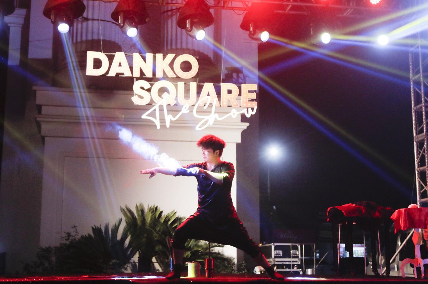 """""""Danko Square – Sắc màu lễ hội Châu Âu"""" rực rỡ chào hè với tinh hoa nghệ thuật xiếc Việt - Ảnh 8."""