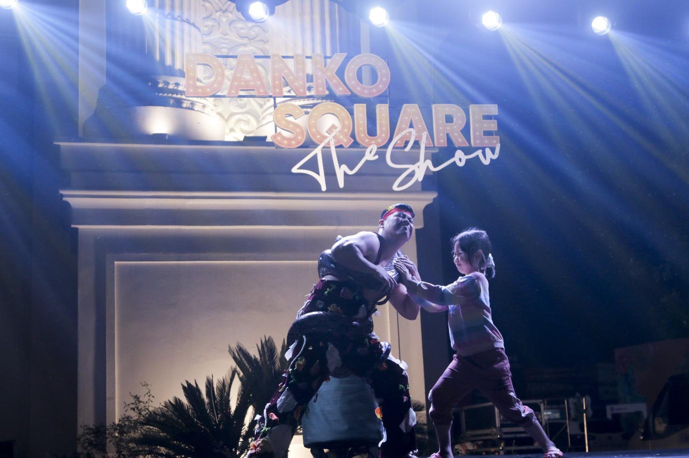 """""""Danko Square – Sắc màu lễ hội Châu Âu"""" rực rỡ chào hè với tinh hoa nghệ thuật xiếc Việt - Ảnh 9."""