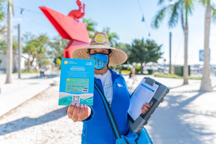 """Mỹ: Các bãi biển Florida lại quá tải du khách và """"những kẻ phá đám mùa Xuân"""" - Ảnh 8."""