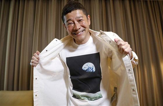 Tỷ phú người Nhật Bản tìm kiếm 8 người bạn đồng hành cho chuyến du hành vũ trụ - Ảnh 1.