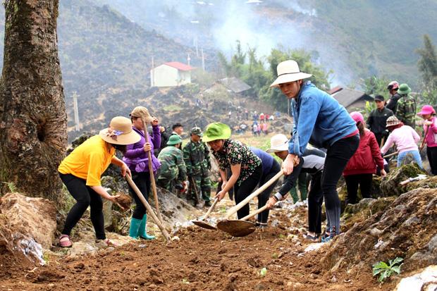 Xây dựng NTM ở Mèo Vạc (Hà Giang): Cái khó ló cái khôn - Ảnh 1.