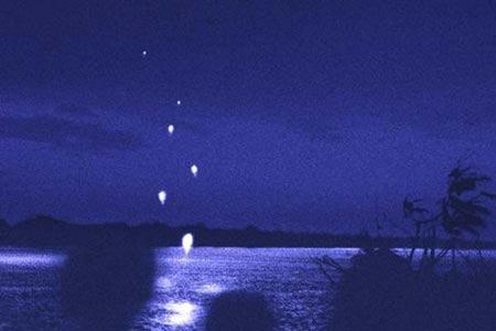 """Hiện tượng """"rồng phun bóng"""" trên sông Mekong: Sự thật bất ngờ - Ảnh 1."""