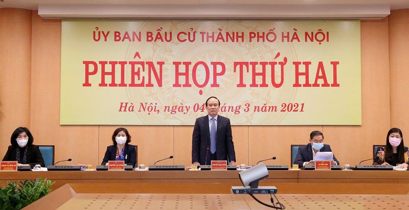 Dự kiến bầu cử phát sinh nhiều vấn đề, Hà Nội yêu cầu ngay việc này - Ảnh 1.