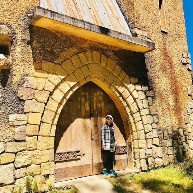 Những địa điểm bỏ hoang nhưng cực chất để check-in tại Đà Lạt - Ảnh 14.