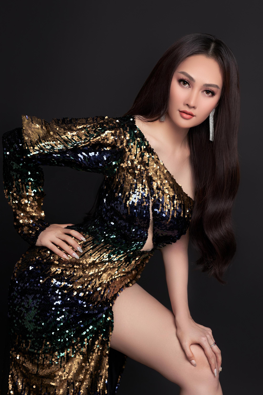 Á hậu Kim Duyên quyến rũ, mặn mà sau 1 năm chữa bệnh trầm cảm  - Ảnh 1.