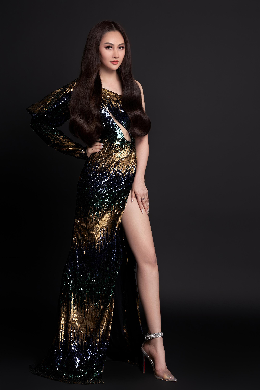 Á hậu Kim Duyên quyến rũ, mặn mà sau 1 năm chữa bệnh trầm cảm  - Ảnh 5.