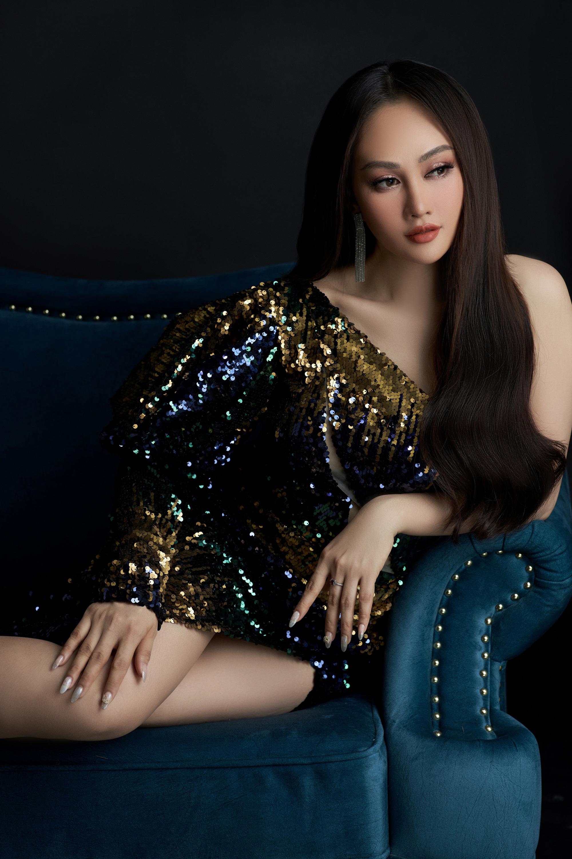 Á hậu Kim Duyên quyến rũ, mặn mà sau 1 năm chữa bệnh trầm cảm  - Ảnh 6.