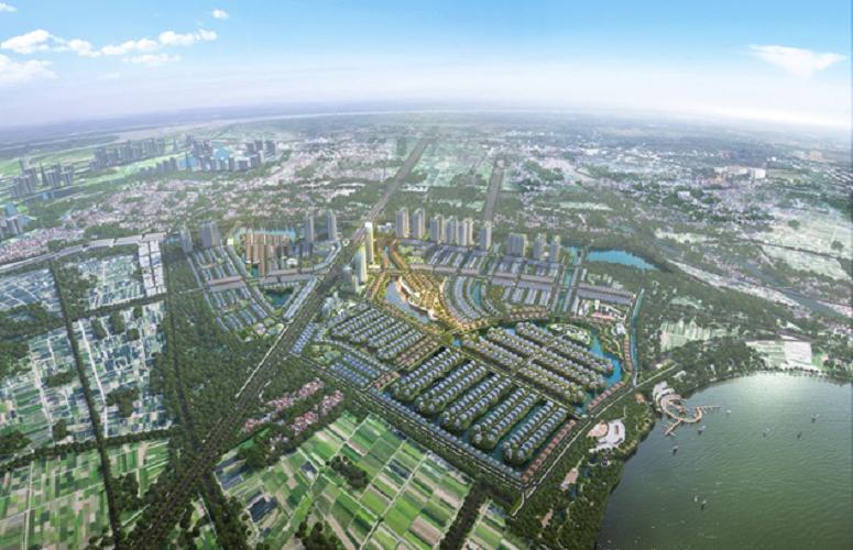 Điều chỉnh quy hoạch khu đô thị sinh thái ven sông Hồng - Ảnh 1.