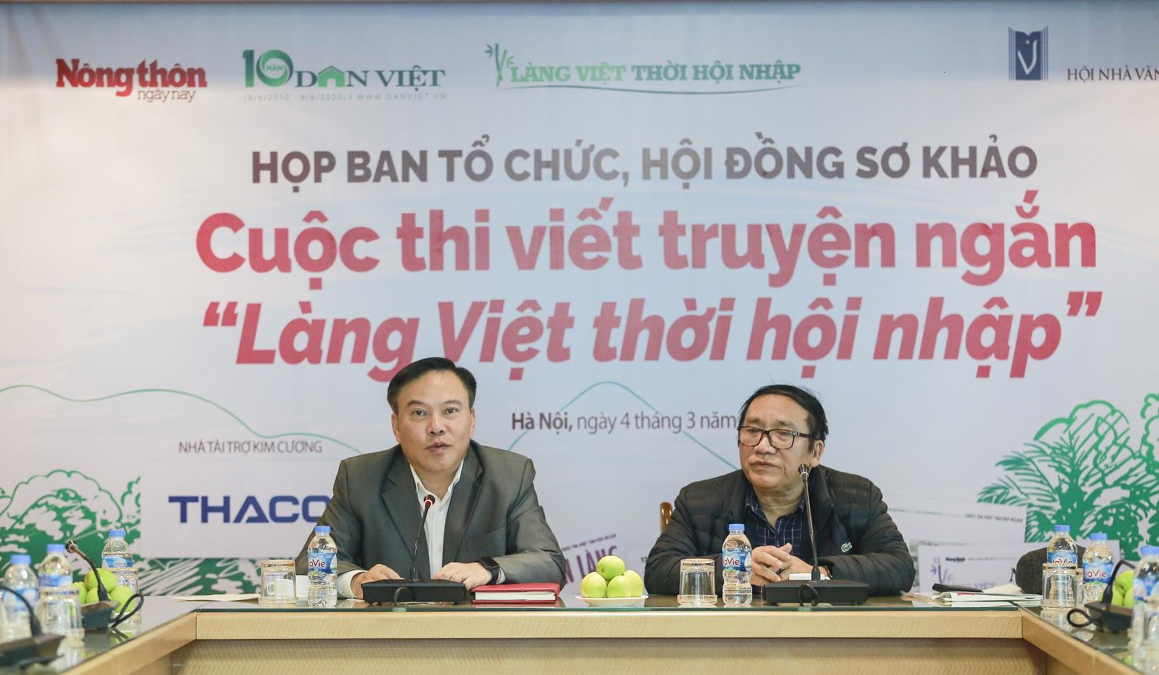 """""""Làng Việt thời hội nhập"""": Tác phẩm đạt giải nhất phải thật sự xứng đáng - Ảnh 1."""